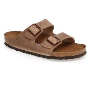 BIRKENSTOCK NEW Men's Arizona Soft Slide Sandal